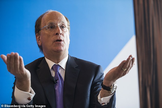 Laurence Fink, CEO of BlackRock, sold $25 million of his company shares on February 14, saving himself potential losses of more than $9.3 million