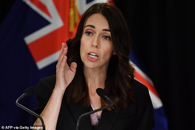 Prime Minister Jacinda Ardern said the state of emergency and the month-long lockdown is necessary to prevent coronavirus from spreading further