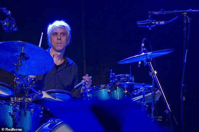 Early days:Rieflin was born in Seattle, where he began his drumming career at the age of just 15 with a group called The Telepaths, and later a group called The Blackouts