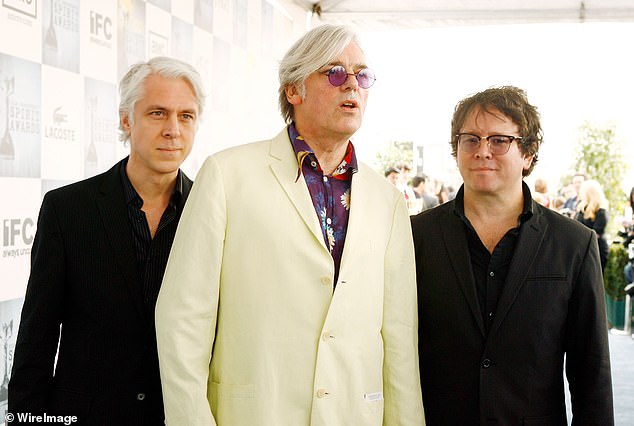 REM:Rieflin also worked with R.E.M., after the band's founding drummer, Bill Berry, parted ways with the group in 1997
