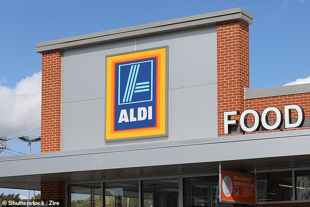 Aldi will limit the number of customers allowed inside its stores at one time to comply with the government's new social distancing rules