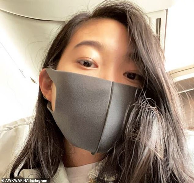 Cruelty:With the deadly coronavirus showing no signs of slowing down anytime soon, actress and comedienne Awkwafina spoke out about the 'cruelty' that has stemmed from it