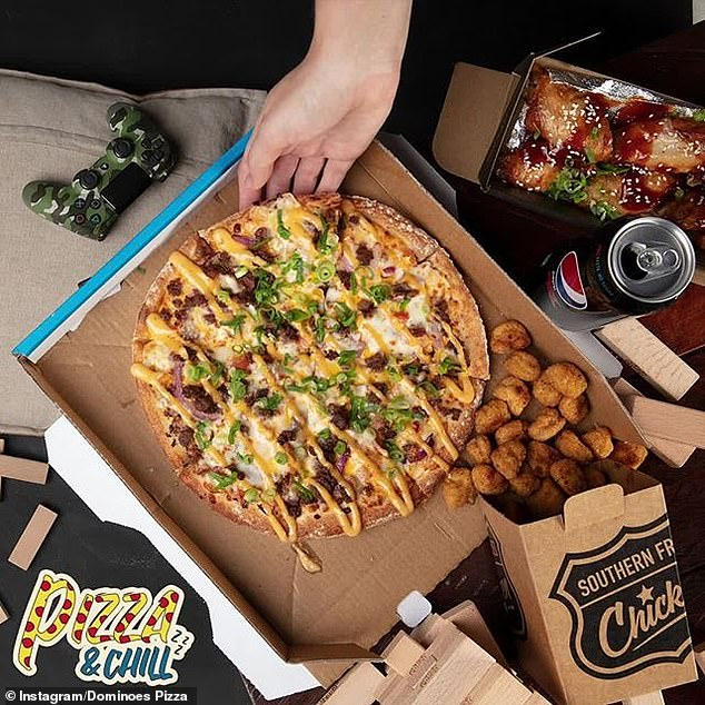 Domino's Pizza is hiring 2,000 people to cater to the increasing demand as Australians adjust to new self-isolation measures