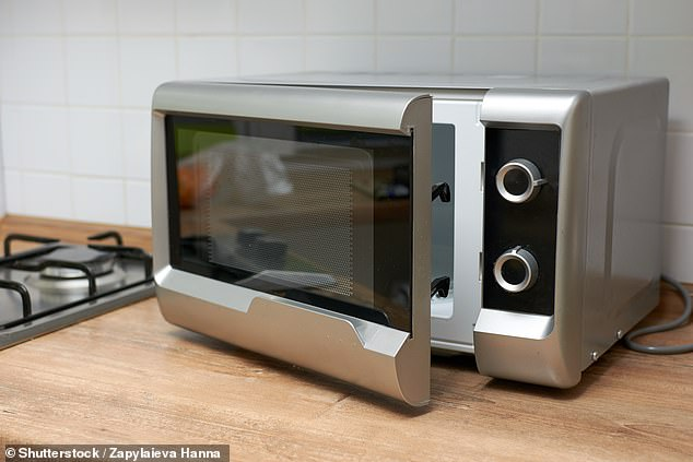 If you want to get the most out of your home broadband connection don't turn on the microwave, says Ofcom in its seven tips for a better connection. (Stock image)