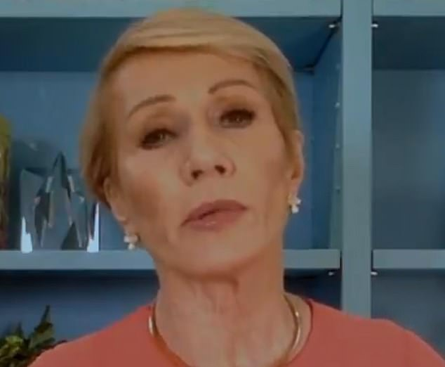 Shark Tank's Barbara Corcoran says US entrepreneurs who have found themselves sidelined and out of work because of the coronavirus outbreak should stay in touch with clients and ask to work with their landlords while taking creative approaches to their businesses