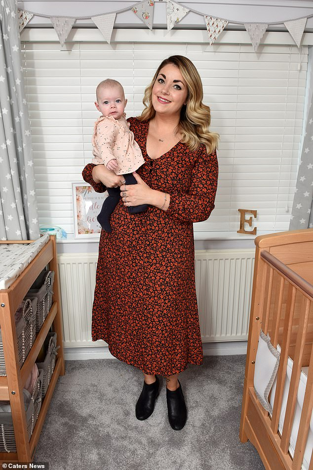 The single mother slammed those who called her 'selfish' saying Eden would 'know she was born of love'