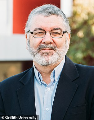 Professor Nigel McMillan researches infectious diseases at Griffith University in Queensland