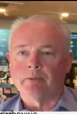 Starbucks CEO Kevin Johnson says the coffee chain will pay its workers for the next 30 days even if locations are shuttered due to the coronavirus outbreak