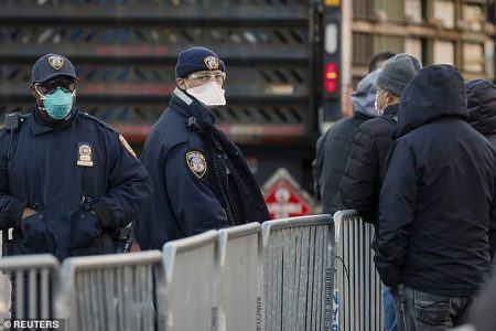 500 Members of the NYPD Have Tested Positive for Coronavirus Plague and 3,000 More Police Officers are Reporting Flu-like Symptoms–Pray