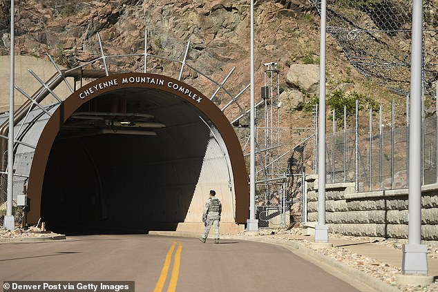 Military teams that monitor foreign missile and warplane threats to the United States are isolated at a number of military sites, including Cheyenne Mountain