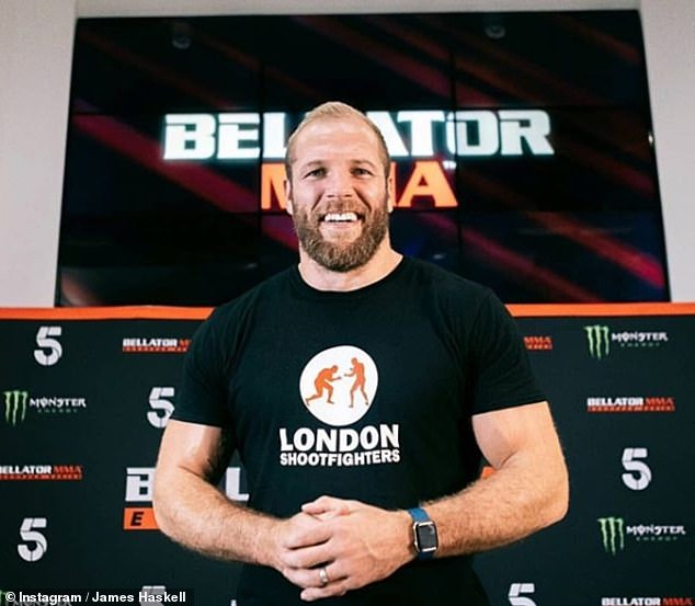 Upcoming:James is currently scheduled to make his MMA debut with mixed martial arts promotion Bellator in May