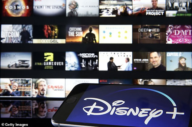 Disney +  launched in the UK on Tuesday, March 24, which may have been responsible for an increase in internet usage in homes in the county