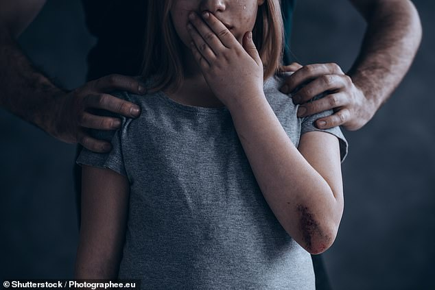 A Queensland father has been sentenced to 16 years jail for the sexual abuse of six young girls aged between 6 and 13, three of whom were he own daughters (stock image)