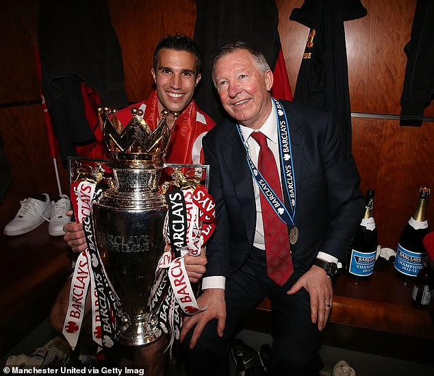 Robin van Persie was another example of Ferguson signing the best available on these coasts