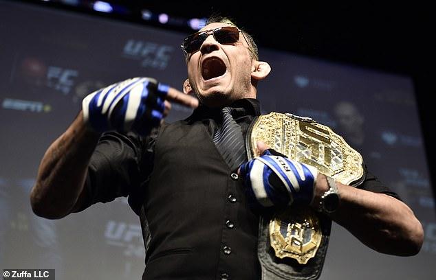 Tony Ferguson hit UFC rival Khabib Nurmagomedov for running `` scared ''