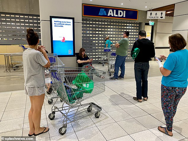 Aldi has announced it will open an hour earlier from Monday April 6 to accommodate the needs of shoppers amid the pandemic