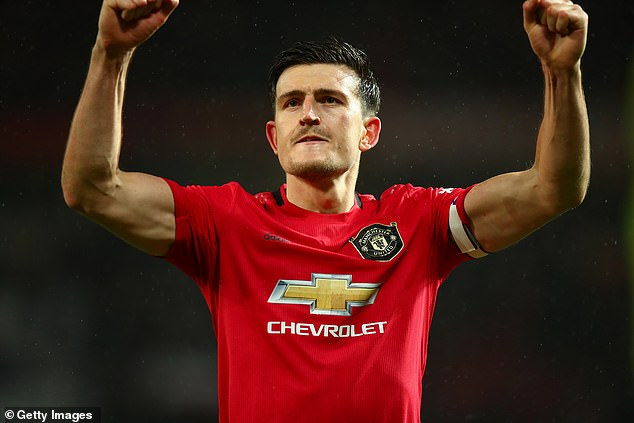 U.S. Captain Harry Maguire Addressed President Ed Woodward About Proposal