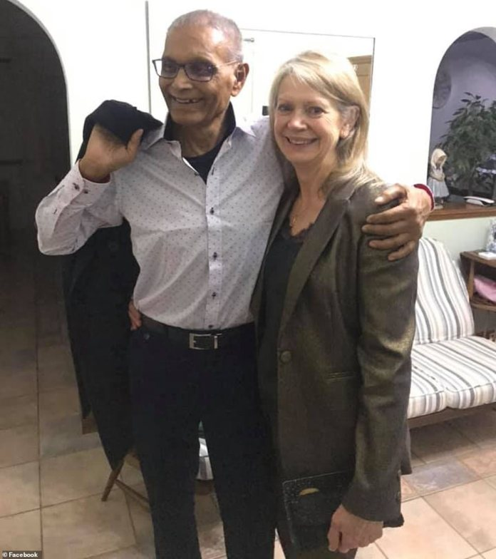 Dr Partha Basu of Manchester was on MS Rotterdam with his wife Marian, 69, a former nurse, when the deadly disease spread to the ocean liner and its sister ship, MS Zaandam