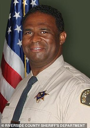 Riverside County Deputy Terrell Young, 54, died Thursday, two weeks after the department believes he was exposed to COVID-19 by an inmate at a local prison