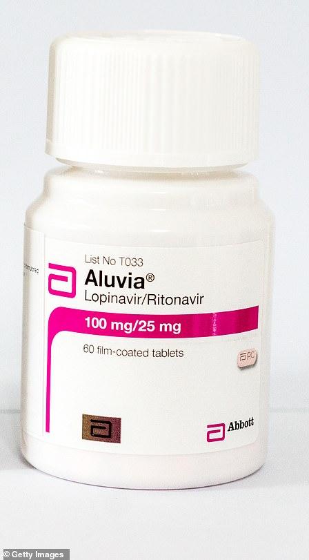 Lopinavir / ritonavir, marketed under the brands Kaletra and Aluvia, is an anti-HIV drug