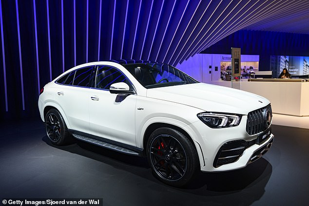 The Mercedes-AMG GLE faces a tax rise of up to £320 due to the changes in vehicle duty