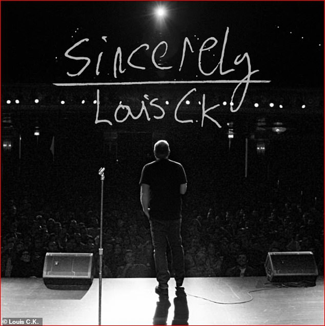 'Sincerely, Louis C.K.' was filmed in Washington D.C. last year and marked his attempts to begin stand-up again after a fall from grace when he admitted to sexual misconduct in 2017