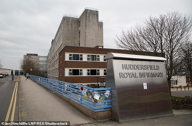 At least 23 people have died with coronavirus at HRI and its sister hospital Calderdale Royal Hospital during the global pandemic so far