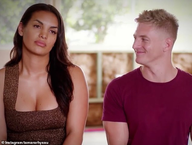Chill:While Tamara is slated as becoming a villain on the new season, Rhys is known for being very laid back