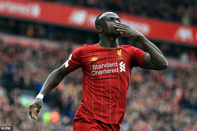 Aleksandr Ceferin says Liverpool will be crowned Premier League champions in some form