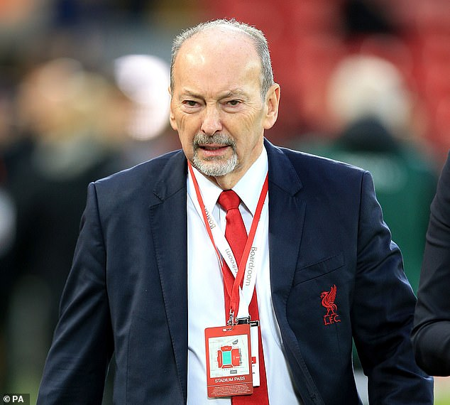 Liverpool CEO Peter Moore wrote a letter to supporters to clarify the situation