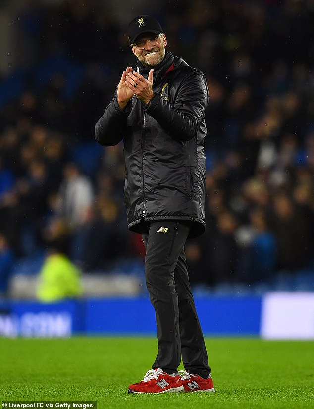 The initial decision canceled out all the good work that Jurgen Klopp's team has produced this season