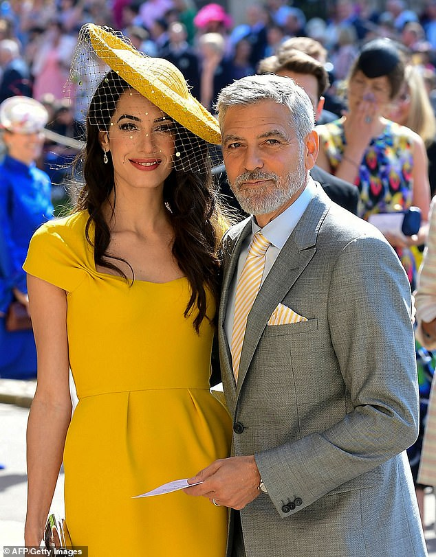 It has been recently claimed that the Clooneys may soon move from Britain to LA themselves - after its appearance, they give George's Hollywood Mansion an upgrade to include a playhouse