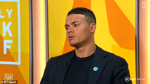 Jermaine Jenas is another expert who could go without pay if the number of live matches is limited
