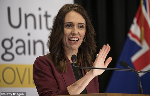 New Zealand Prime Minister Jacinda Ardern thanked the nation for joining the fight against COVID-19.