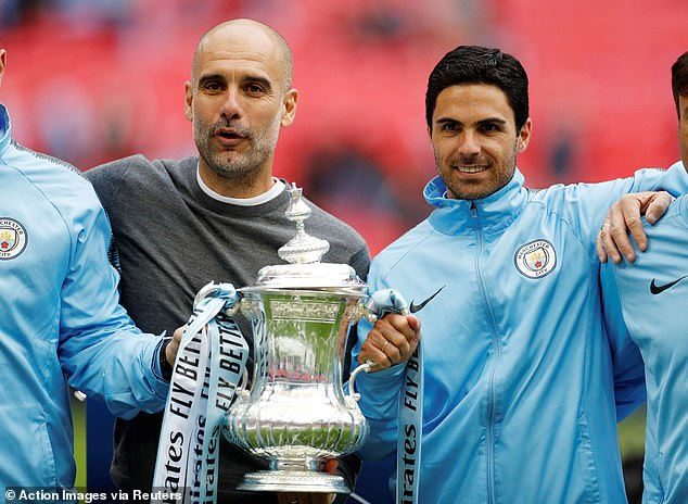 Arsenal boss Mikel Arteta sent a message to Pep Guardiola, his mother died of a coronavirus