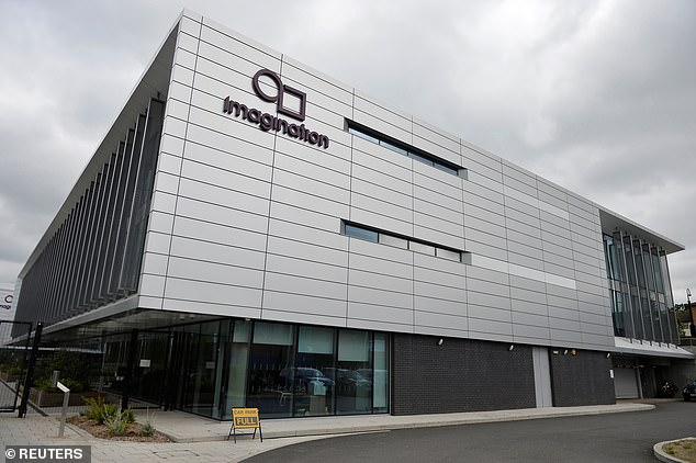 Imagination Technologies HQ on the outskirts of London. He is a pawn in a hostile diplomatic line involving Great Britain, the United States and China on coronavirus and 5G technology