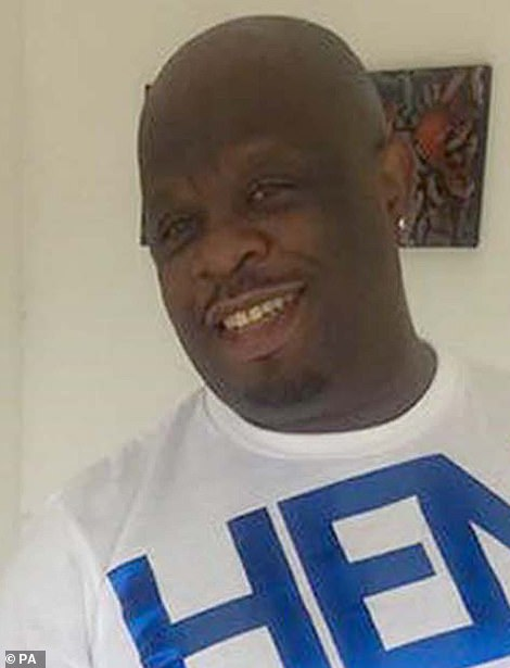 Healthcare assistant Thomas Harvey (photo), 57, father of seven who worked at Goodmayes Hospital in Ilford, east London, died at home on March 29.
