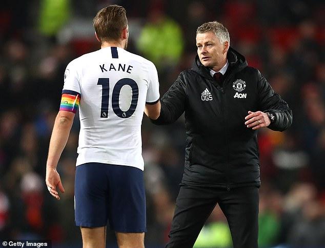 United boss Solskjaer could target Kane for world record £ 200m this summer