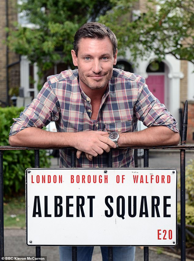 Role: Dean is best known for playing Robbie Jackson in the BBC EastEnders soap opera