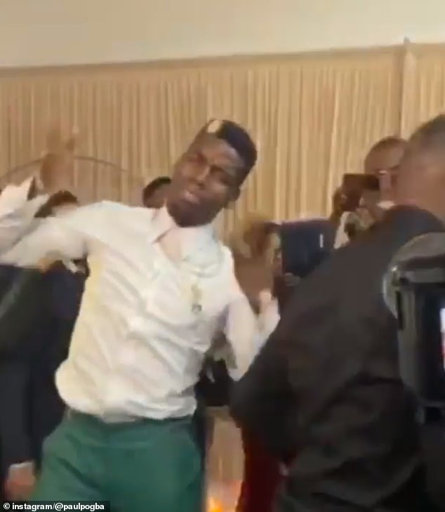 Souness hit Pogba for dancing at his brother's wedding despite his injury
