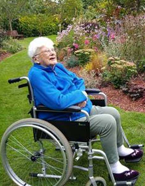 Jane Rudge's mother is a resident at Hopwood Court care home in Alvechurch, Worcestershire. The 94-year-old is now ill, with suspected Covid-19