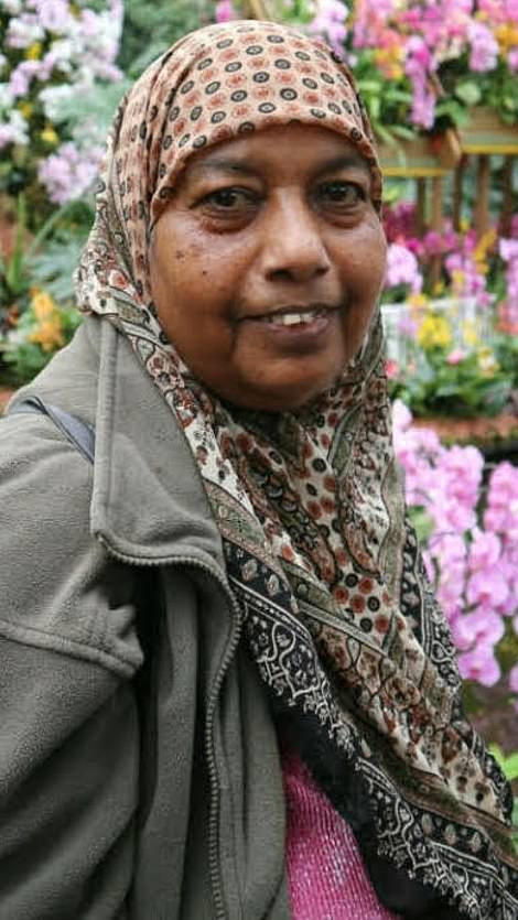 Rahima Bibi Sidhanee, who had worked at Grennell Lodge Nursing Home for over 30 years, was admitted to hospital a week ago and died on Sunday. Right,Elsie Sazuze, 44, fell ill at home before being taken to Good Hope Hospital in Sutton Coldfield, Birmingham, where she died last Wednesday