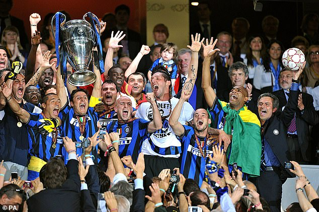 Inter's historic treble in 2010 was largely due to Mourinho's supreme management of man
