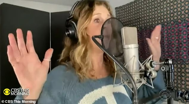 Wilson said she used music to help him overcome the brutal effects of the disease. She remixed Hip Hop Hooray with Naughty By Nature, to raise funds for the MusiCares COVID-19 Relief Fund
