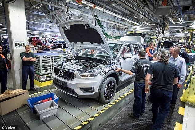 A Volvo é o primeiro fabricante a instalar todos os seus novos carros com limitadores que restringem as velocidades máximas a 112 mph