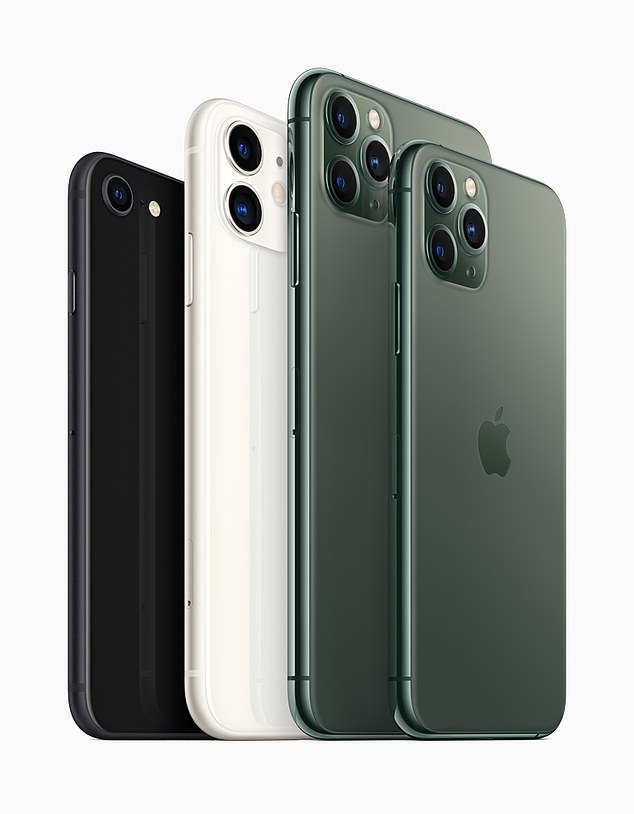The iPhone SE will sit alongside Apple current iPhone lineup alongside the iPhone 11, 11 Pro and 11 Pro Plus