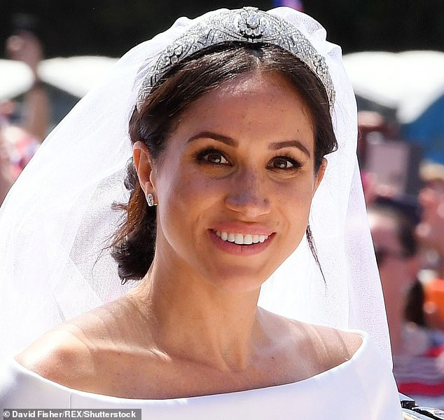 Congratulations: Meghan Markle's facialist praised the Duchess for `` kind, generous and inspiring '' while opening the possibility of working with her before her marriage