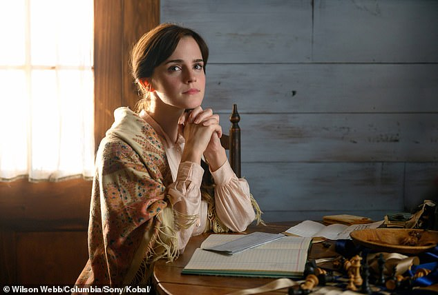 Last role: Emma played Meg March in the 2019 adaptation of Little Women