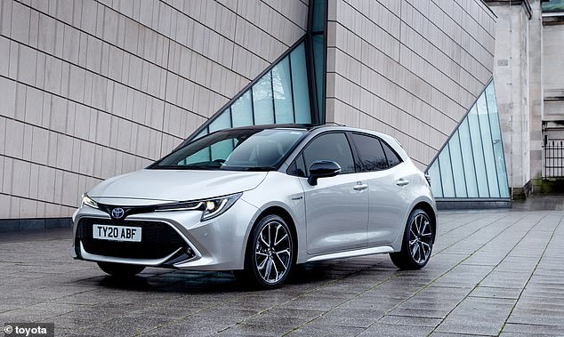 UK-built Corolla replaces Auris as Toyota's mid-size family sedan offering and already proven reliable