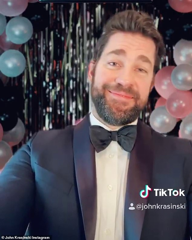 'Thank you ALL for being part of the most DIY ball in history !!! #SGNProm !!! And if you want to see how life really goes, go to the after party with my hero @dnice on Instagram live !!!! he tweeted on Friday